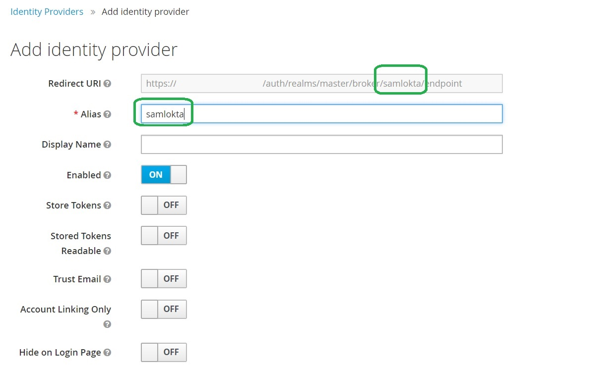 Keycloak with Okta SAML Provider · Ultimate Security Professional Blog